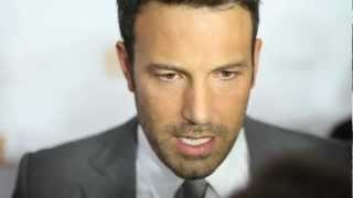 Ben Affleck Interview