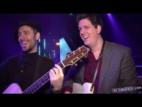 Taratata Backstage - Saule, Charlie Winston & Patrice (