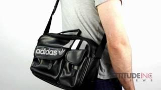 5f393c960a9 ... super popular 9bbea c04b0 Adidas Originals 3 STR Airline Bag Review  Attitude Inc Reviews - YouTube ...