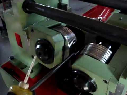 YC-50S Hydraulic Thread Rolling Machine for tie rod