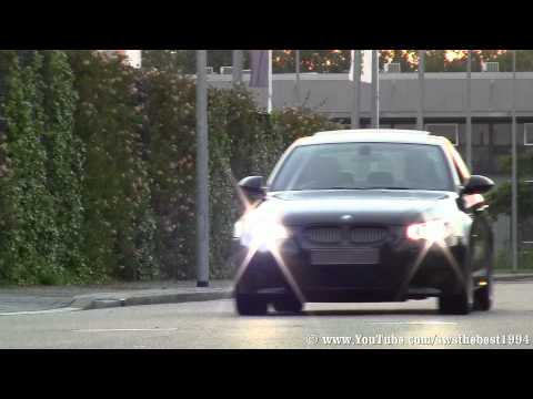 (HD) BMW M5 - Huge revvs, Accelerations, Loud sounds !