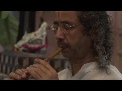 Radha-Raman Flute Darshan