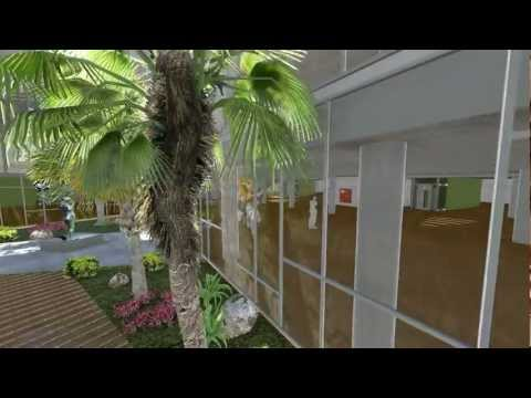 3D CORDOBA. Soluciones Gráficas Arquitectónicas TESIS museo de flamenco HD 1080p lumion 2
