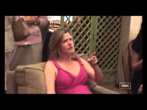 Breaking Bad -  Baby Shower Scene - Holly or Esmeralda