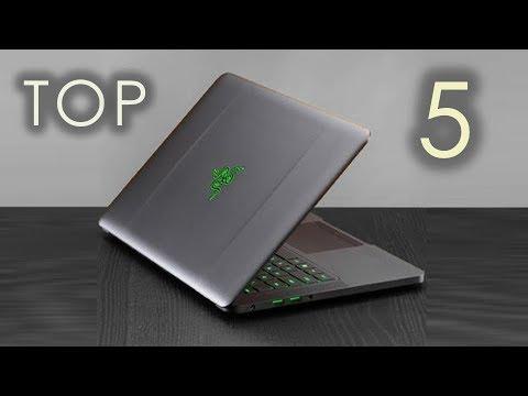 Top 5 Gaming Laptops (2017) - UCFmHIftfI9HRaDP_5ezojyw