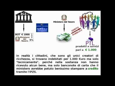 Il sistema monetario - 1. Debito pubblico e signoraggio