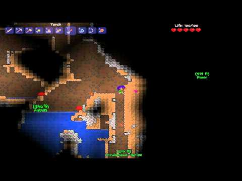 Team Fail Play's Terraria – Episode 4