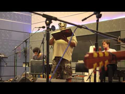 JJ DOOM 'WINTER BLUES' live on BBC Radio 4