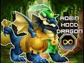 Dragon City - NEW LEGENDARY Robin Hood Dragon