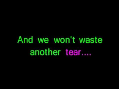 Barbra Streisand & Donna Summer   No More Tears karaoke