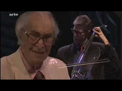 Dave Brubeck - Take Five (Montreal Jazz Festival 2009) ♫
