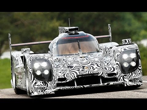 This Porsche, The 2014 Rules, The 2013 Le Mans Race - /SHAKEDOWN