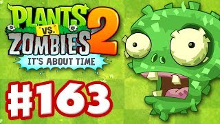 Plants vs Zombies 2 It39s About Time - Gameplay Walkthrough Part 163 - Se�or Pi�ata iOS