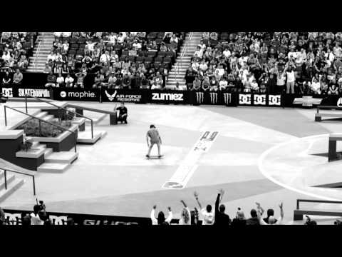 DC SHOES: 2012 STREET LEAGUE CHAMPION NYJAH HUSTON