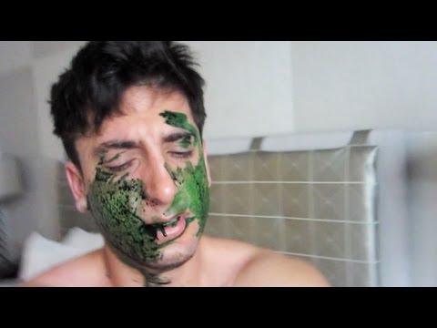 St. Paddy's Day Face Dye Prank