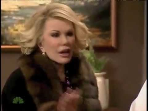 Celebrity Apprentice: Joan and Melissa Rivers Tirade