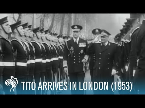 Tito Arrives Aka Tito On State Visit To London (1953)