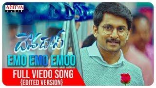 Emo Emo Emoo Video Song || Devadas