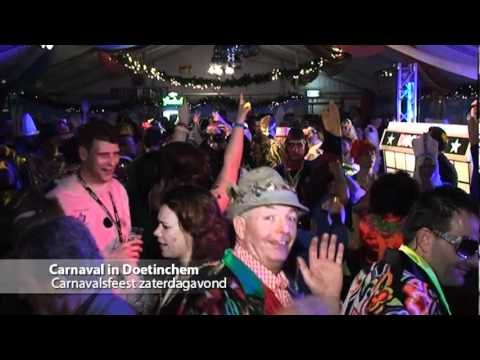 Carnavalsfeest in Doetinchem