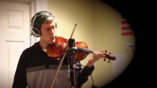 Usher - Climax (VIOLIN COVER) - Peter Lee Johnson