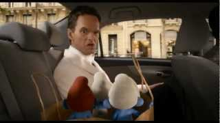 THE SMURFS 2 (3D) First Look Trailer