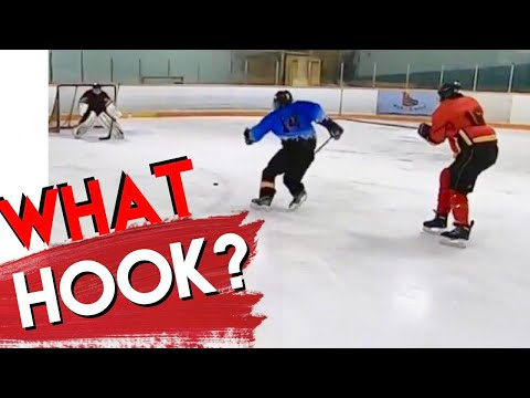 Hey Stripes! The Micd Up GoPro Hockey Refcam - Game 363 - What Hook?