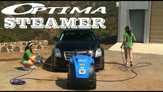 The World S Best Selling Steam Car Wash Machine Full Version Youtube