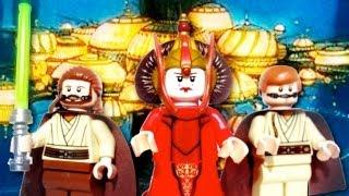 "LEGO Star Wars : 9499 ""Gungan Sub"" - Review"