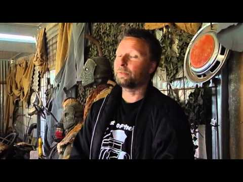 Mad Max Museum + Fury Road Location Footage
