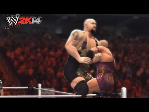 """WWE 2K14"" Replay - Ryback vs Big Show -Raw 11/18/2013"