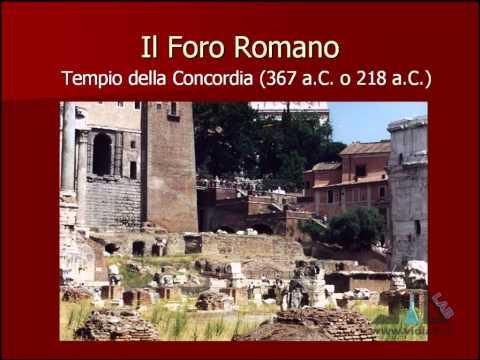 videocorso archeologia e storia dell'arte romana - lez 6 - parte 1