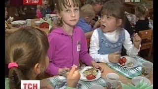 Житомирские дошкольники остались без полноценных обедов