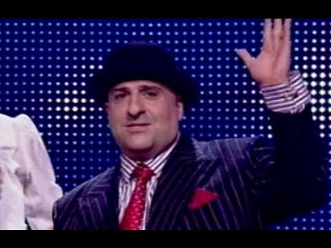 "Omid Djalili Dance's Public Enemy's ""Fight The Power"" for Let's Dance for Sport Relief"