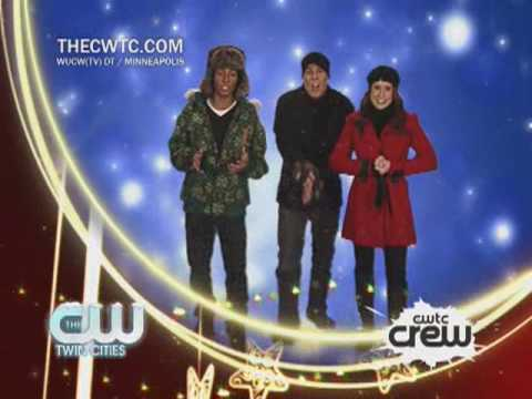 The CW Twin Cities Crew Holiday Greetings