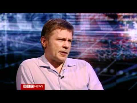 Bruce Dickinson Interview - BBC HardTalk part 1