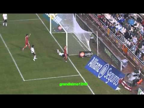[HD] Valencia  vs Real Madrid  2-3 Highlights [Goals] from La Liga/LIGA BBVA 2011-11-19/20