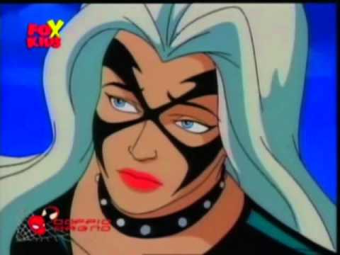 Spiderman Tas - 48 - 4x07 - La Madre Dei Vampiri 1/2