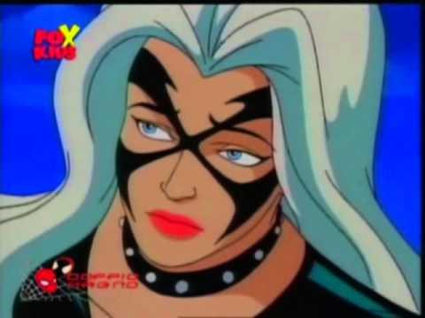 Spiderman Tas - 48 - 4x07 - La Madre Dei Vampiri 1/2