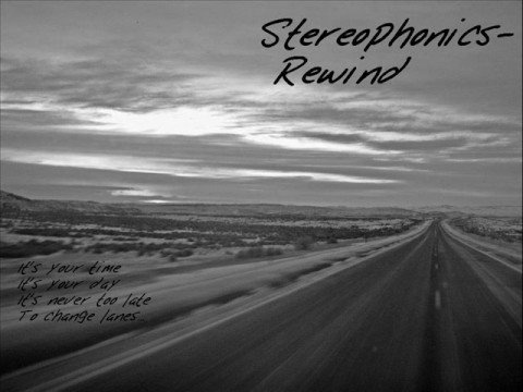 Stereophonics - Rewind