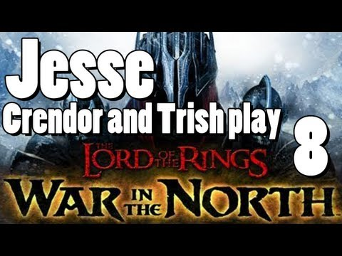 OMFG - LOTR: War in the North [Part 8] - Story Time, w/ Gandalf n- Friends