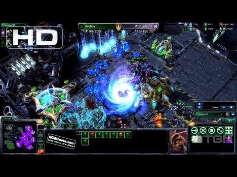 ★ StarCraft 2 - Stephano vs Grubby (Game 1) - Battle in Berlin - TGN