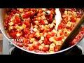 Фрагмент с середины видео 拨面鱼 一根筷子一个碗,做出北方最美味的面食
