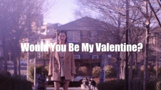 WHITE ASH�uWould You Be My Valentine?�v