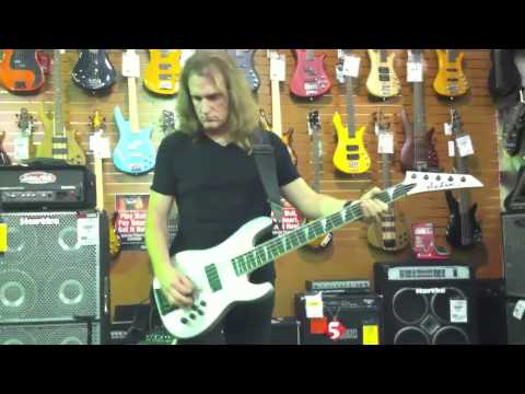Dave Ellefson of Megadeth-Holy Wars