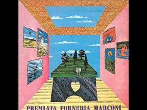 Premiata Forneria Marconi -- Appena Un Po-