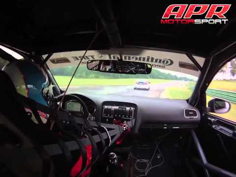3 Laps around VIR with Ian Baas in the APR Motorsport 171 MK6 GTI