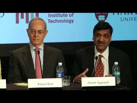 Press conference: MIT, Harvard announce edX