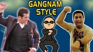 Salman Khan&#8217;s Gangnam Style Dance Moves