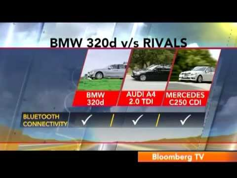 BMW 3-series vs Audi A4 vs Mercedes C-Class