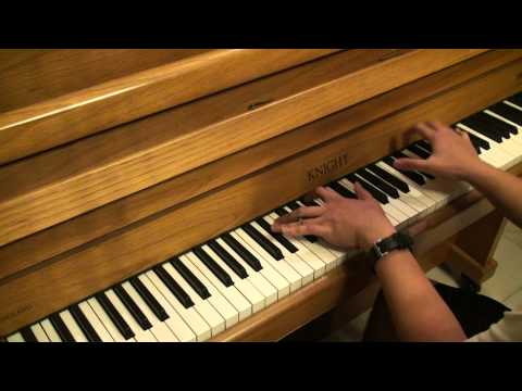 Katy Perry - Teenage Dream Piano by Ray Mak